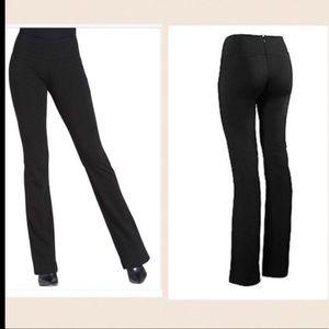 CAbi Pants - CAbi BLACK Dress Trouser Pants Style 966L size 8